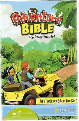 The Adventure Bible for Early Readers; Best Selling Bible for Kids ages