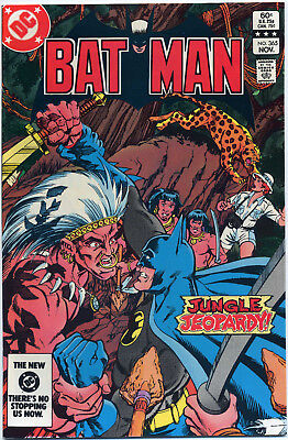 BATMAN #365 (DC 1983) NM- FIRST PRINT BAGGED