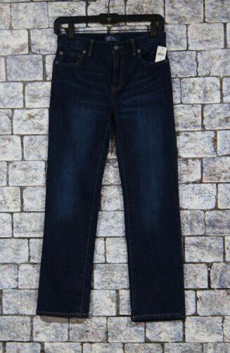 NWT Gap Kids Boys Adjustable Waist Original Blue Jeans Size 10