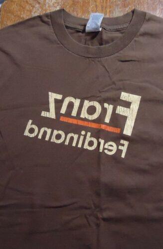 Franz Ferdinand T Shirt (Large)