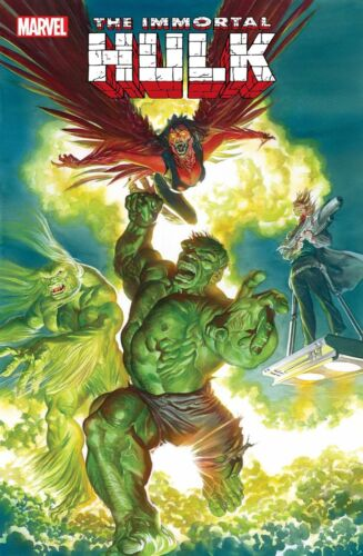 IMMORTAL HULK #46 COVER A MARVEL COMICS 5/05/2021 FREE SHIPPING AVAILABLE
