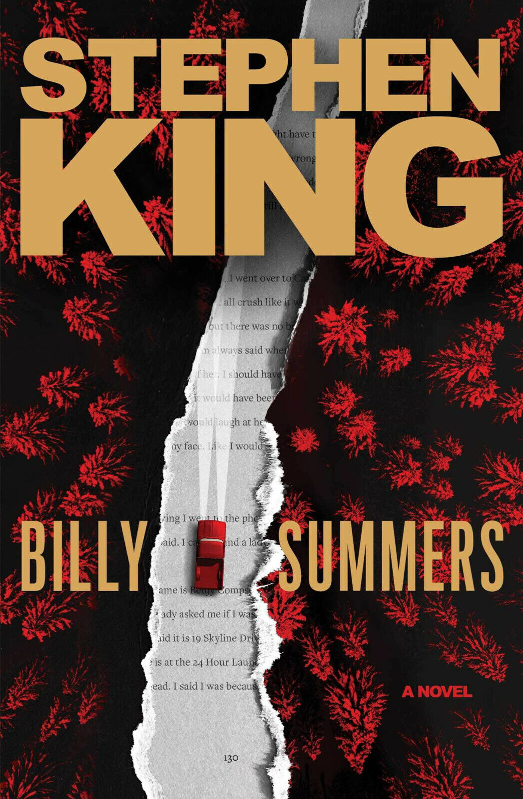 Billy Summers by Stephen King (Hardcover, 2021)