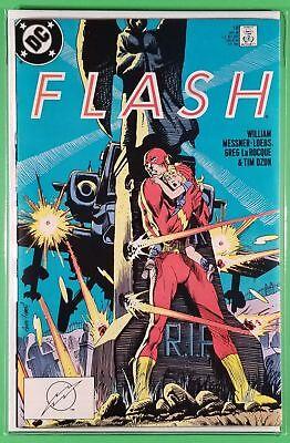 The Flash [2nd Series] #18 (DC, November 1988)