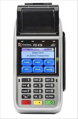 First Data Fd410 Wireless Terminal
