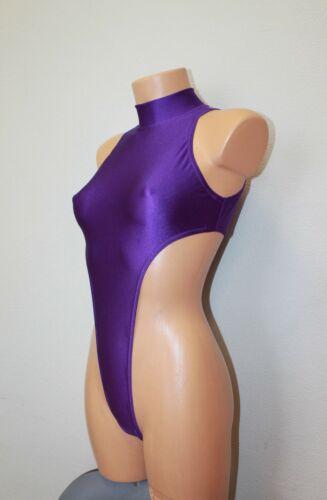 Bilelika 204-10 Purple Spandex Women