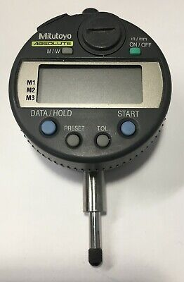 Mitutoyo 543-267b Absolute Digimatic Indicator .512.7mm .00010.001mm