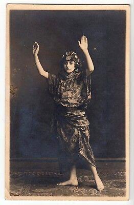 Tänzerin Junges Mädchen Orient Kostüm Dance Girl Tanz Art Deco Berlin Foto - 1920 Tänzerin Kostüm