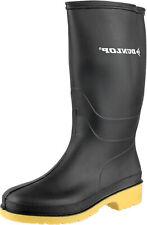 Dunlop Junior Boy 16247 Dull Wellington Wellies Boot PVC Upper Pull-On Footwear