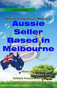 Medical Compressor Nebulizer / Nebuliser Asthma Relief Hospital Grade
