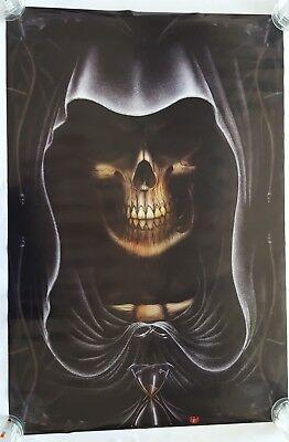 RaRe. vintage Grim Reaper poster 24x36