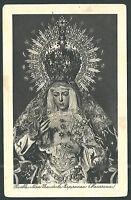Postal Antigua De La Macarena Andachtsbild Santino Holy Card Santini -  - ebay.es