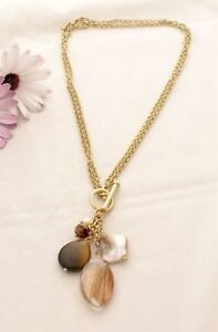 Natural Charm Necklace