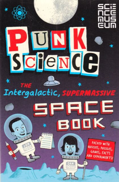 Punk Science: Intergalactic Supermassive Space Book, Book, New (Paperback)