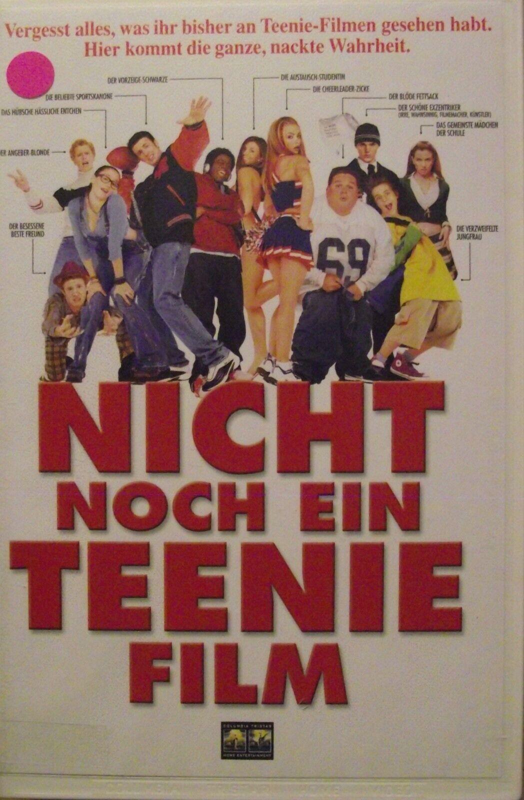 Nicht noch ein Teeny Film * KULT ~ Erstauflage * TOP ~ Zustand * Chris Evans