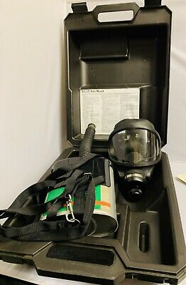 Msa Gas Mask Canister Type Full Face Canister Case