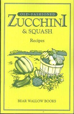 Zucchini & Squash Recipes 2008 Collester Quick Bread Casseroles Chocolate Cake