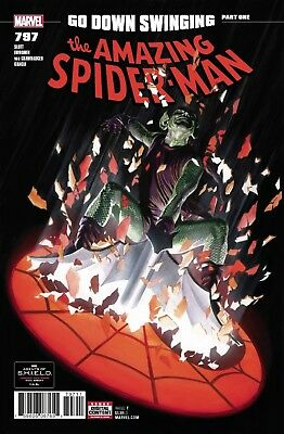 Amazing Spider Man  797 1St Print Cover A Red Goblin Nm