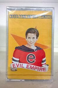 Rage-Against-The-Machine-Evil-Empire-Musicassetta-Nuova-Sigillata
