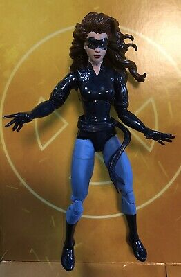 Marvel Legends CUSTOM SHADOW CAT - Kitty Rogue Polaris Emma moonstar Sisters