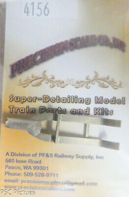 Precision Scale O 4156 Bracket for: Single Phase Air Pump Brass