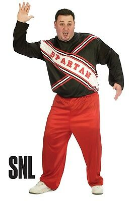 Plus Size Male Spartan Cheerleader