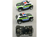 2018 Micro Scalextric Emergency Pursuit Set G1132 FIRE RESCUE HO Slot Car UNUSED