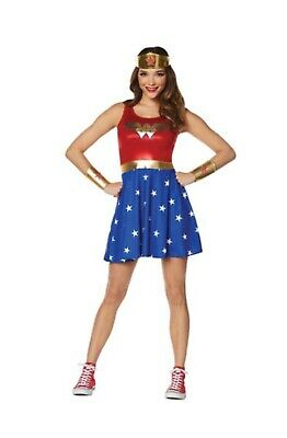 Wonder Woman Dress Kit - DC Comics - Wonder Woman Kostüme Kit