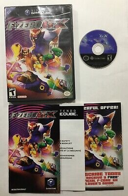 F-Zero GX Nintendo GameCube CIB Complete Game Cube TESTED WORKING for sale  Manchester