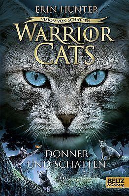 Warriors Cats Staffel 6 Band 2 Vision von Schatten Donner und Schatten +FANBONUS