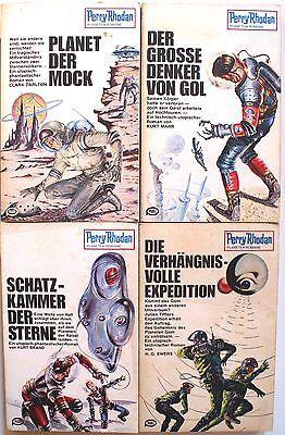 Perry Rhodan Planetenromane Band 1 2 3 5 3. Auflage
