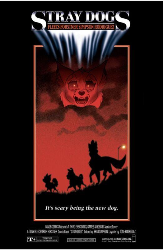 STRAY DOGS TPB HALLOWEEN III 3 MOVIE HOMAGE Ltd 300 Presale 9/15 Release Date!