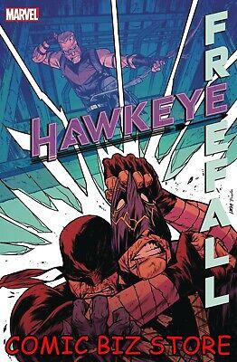 HAWKEYE FREEFALL #4 (2020) 1ST PRINTING KIM JACINTO MAIN COVER MARVEL COMICS