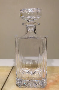 Crystal bottle