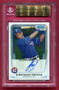 2011 Bowman Chrome Auto Profar