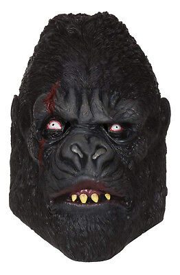 Zombie Gorilla Ape Monkey Mask Scary Horror Halloween Fancy Dress Costume  (Scary Gorilla Costume)