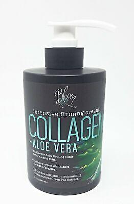 Bloom Collagen + Aloe Vera Intensive Firming Cream 15 fl oz