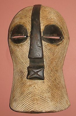 SONGYE FEMALE KIFWEBE MASK  African Art Democratic Republic of the Congo