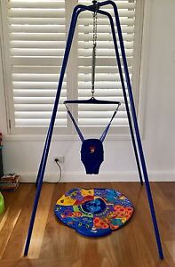 Holley Jumper With Frame and Musical Mat Warners Bay Lake Macquarie Area Preview