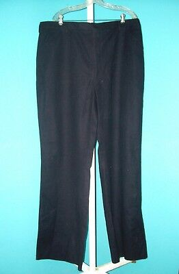 U.S. NAVY DRESS BLUE WOOL PANTS SZ. 42 L  KOREA / VIETNAM ERA UNISSUED