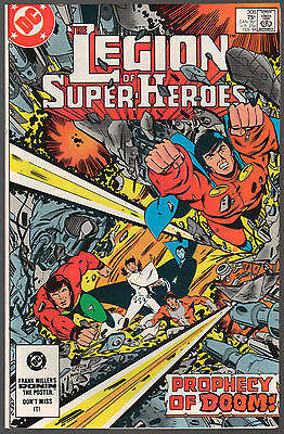 Legion of Super-Heroes 308 February 1984  DC Comics