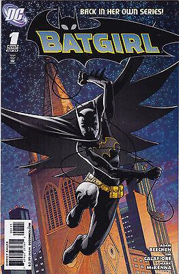 BATGIRL #1-6 SET (2008)
