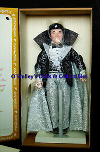 Rare-1986-LIBERACE-18-MR-SHOWMANSHIP-Doll-8th-EFFANBEE-Legends-Series-NRFB