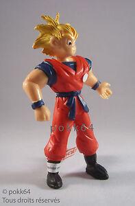 Dragonball-Z-personaggio-da-collezione-Giallo-Goku-10-cm-dragon-ball-Comansi