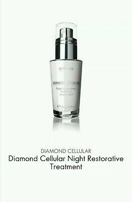 Oriflame Diamond Cellular Elixir Night Restorative Treatment 30ml *sale*