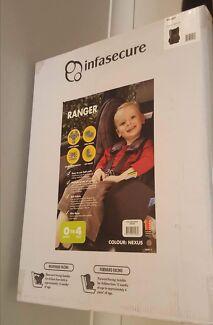 InfaSecure Ranger 0-4 Convertible Car Seat
