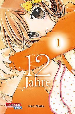 12 Jahre 1 - Deutsch - Carlsen Manga - NEUWARE