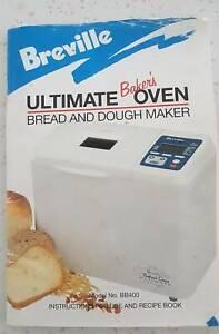 Breville Ultimate Baker's Bread Maker - Model BB400