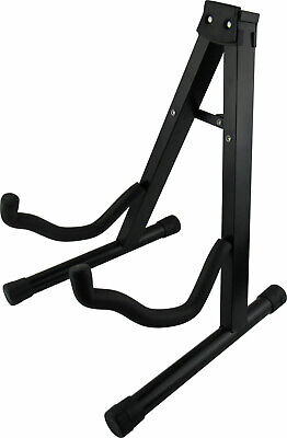 NEW Guitar Stand Universal A Frame Style Guitar Stand for Acoustics & Electrics