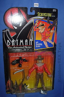 Scarecrow From Batman (1993 SCARECROW from Batman The Animated Series by Kenner)