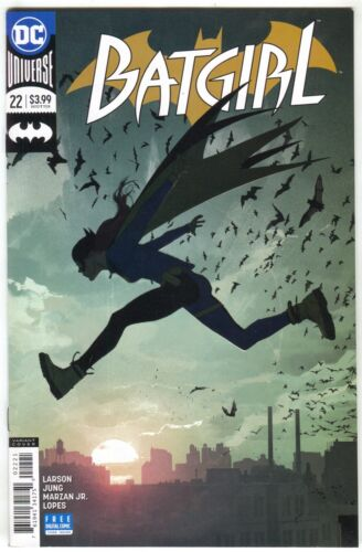 Batgirl 22 B DC 2018 NM- Joshua Middleton Variant